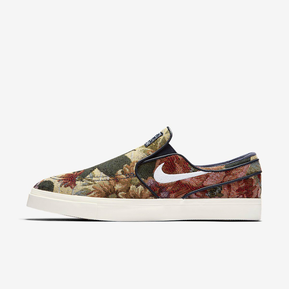 0ad7ddb09342 nike sb zoom stefan janoski slip on floral available here