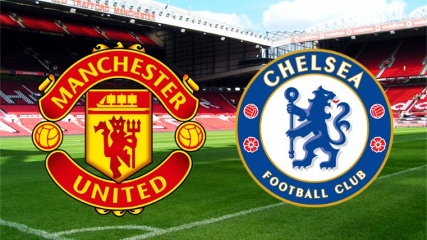 MANCHESTER UNITED CHELSEA Streaming Gratis Online Video YouTube Facebook Live-Stream