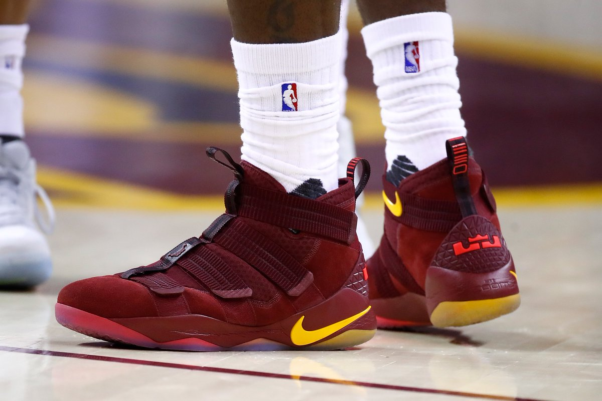 ... coupon code for b r kicks on twitter lebron james debuts the nike  lebron soldier 11 vs b032ade0d