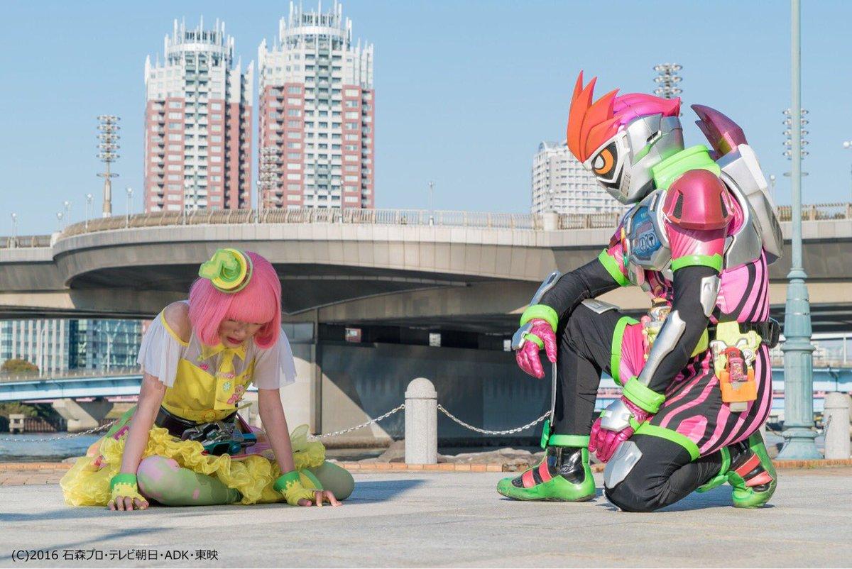 今日のエグゼイドいかがでしたか? 次回、ポッピーピポパポに異変が!? toei.co.jp/tv/ex-aid/  #エグゼイド #仮面ライダー
