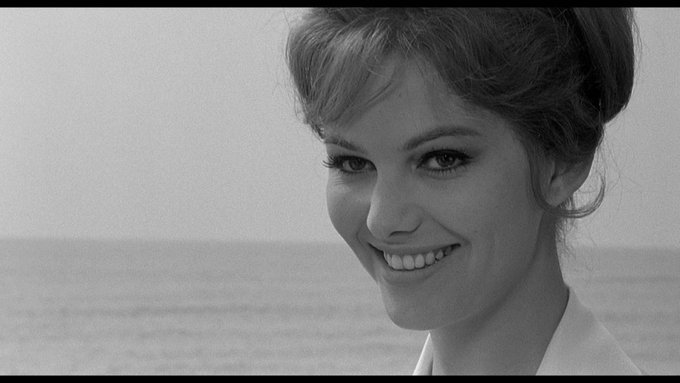 Happy 79th Birthday to screen siren Claudia Cardinale!