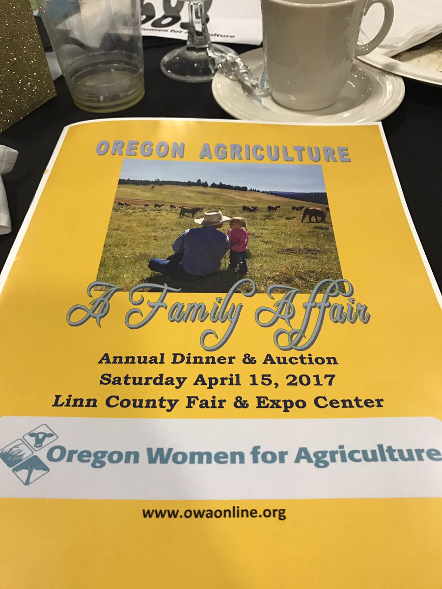 Oregon Agriculture: A Family Affair  Pratum Coop is proud to support @OW4Ag tonight at their annual auction! #OrAg #PratumCoop <br>http://pic.twitter.com/kwkBah7mI1