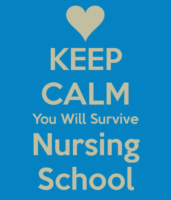 "Nursing Quotes Prepossessing Nurse Quotes On Twitter ""keep Calm You Will Survive Nursing"