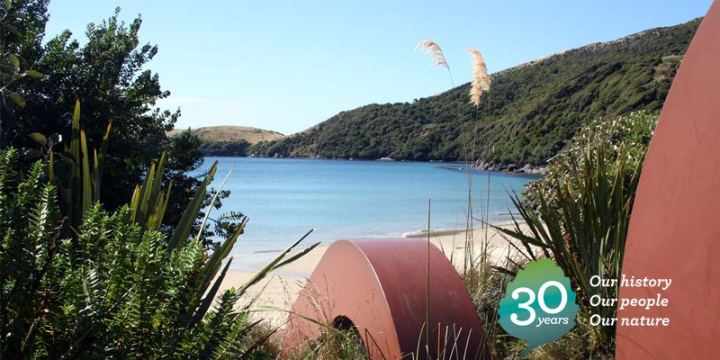 2002: Rakiura National Park is created: https://t.co/RWQWDl4670 #DOCturns30 https://t.co/ITzouHrARu