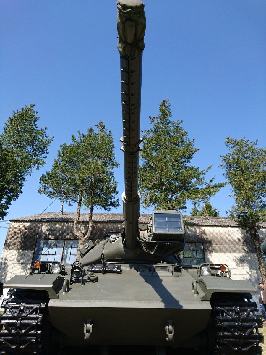 西澤 毎週土曜22 30 Tokyomx Sur Twitter Tank Type74 74式戦車 ガルパン 宇都宮駐屯地 陸上自衛隊 ミリタリー