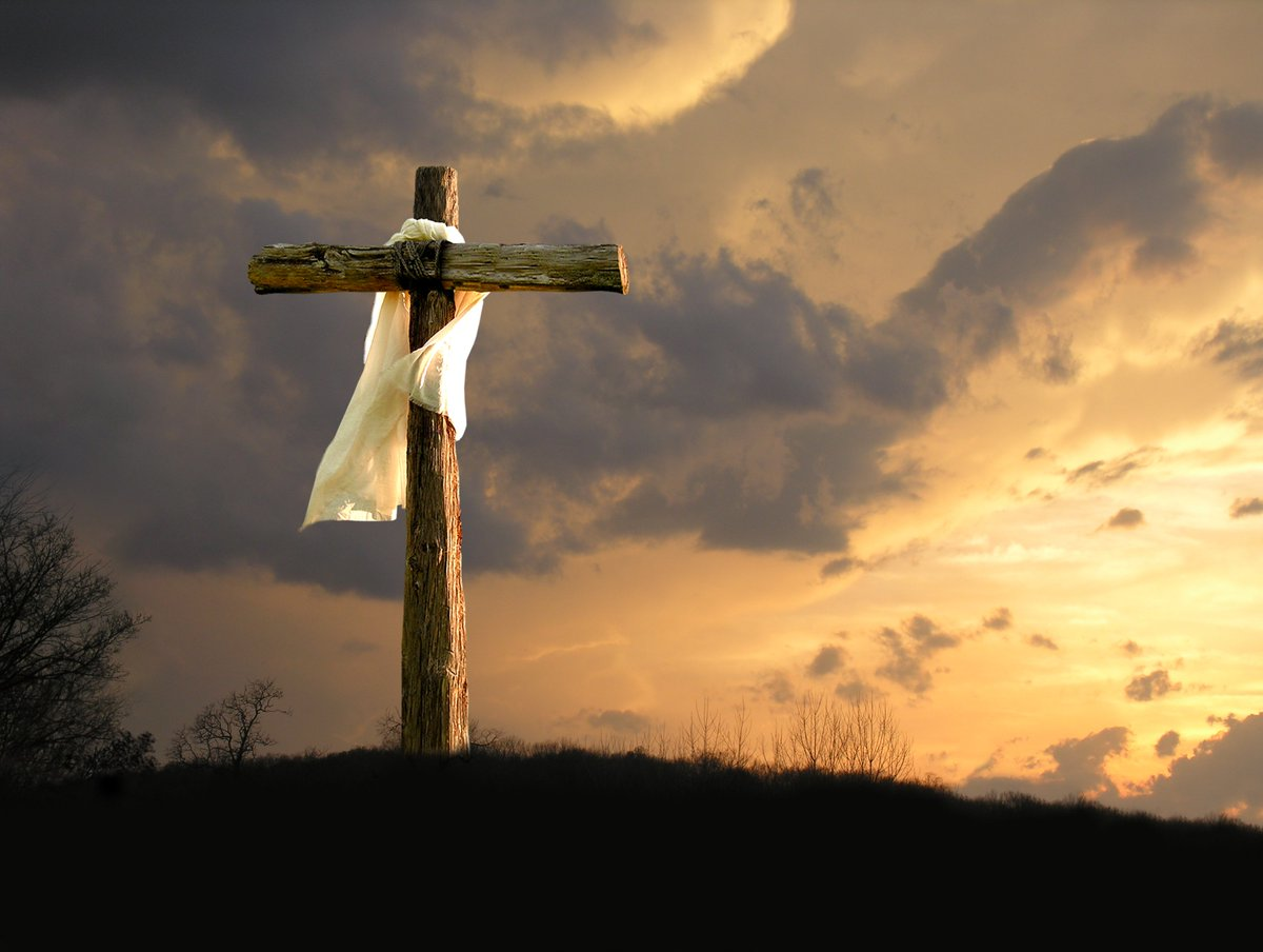 """He is not here, but he has risen!"" Luke 24:6 -Christian Standard Bible  Happy Easter! https://t.co/KCCXqn59y5"