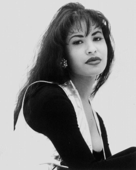 Happy 46th Birthday to the late Selena Quintanilla-Perez (April 16, 1971 - March 31, 1995)