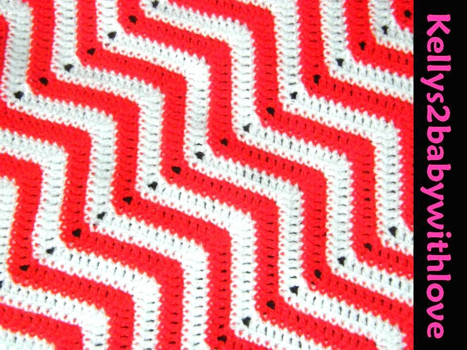 Two Tone Coloured Zig-Zag Striped Baby Crochet Cot Pram Blanket U Choose Col…  http:// etsy.me/2kMhJxt  &nbsp;   #Baby #Blanket <br>http://pic.twitter.com/6EzOgWh7yg