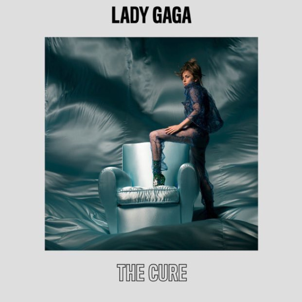 The art for #TheCure is brand new. She definitely has a new album coming. Omg. #GagaCoachella https://t.co/bWobMeybuc