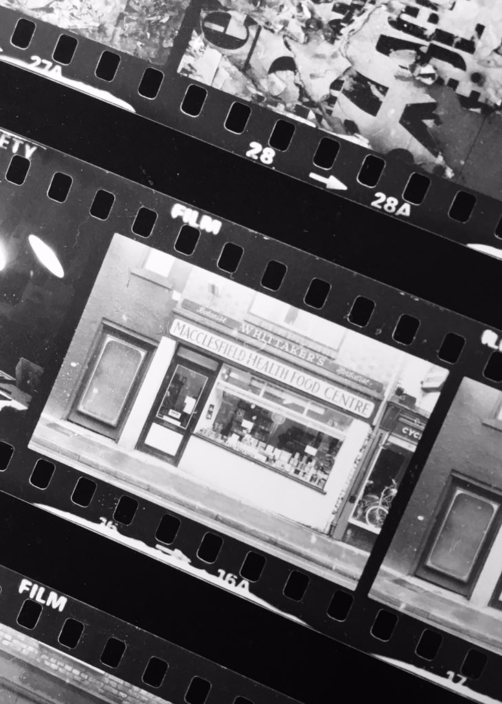 Here's a contact sheet of the shop located on Sunderland Street in #Macclesfield #macclesfieldhistory pic.twitter.com/IuhdhvvNoN