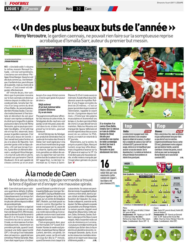 [33e journée de L1] FC Metz 2-2 SM Caen C9hiSQZXYAAhuVm
