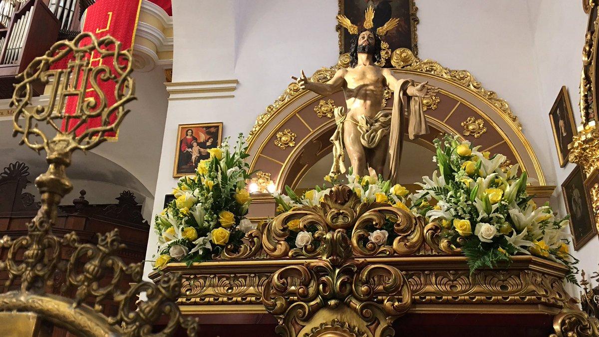 resucitado marbella estrena trono en esta ocasin no le acompaan el ngel y el romano consulta recorrido