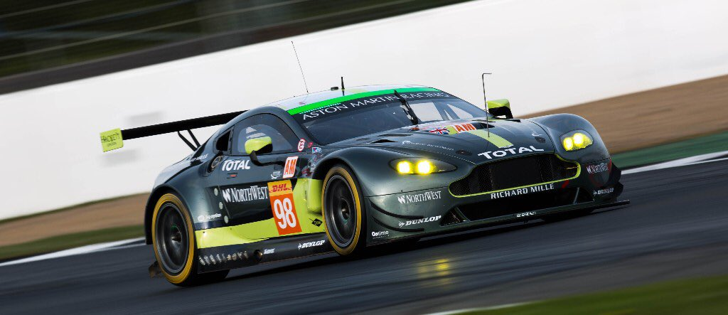 Race day! Make sure you follow @AMR_Official for all the latest from #6hSilverstone