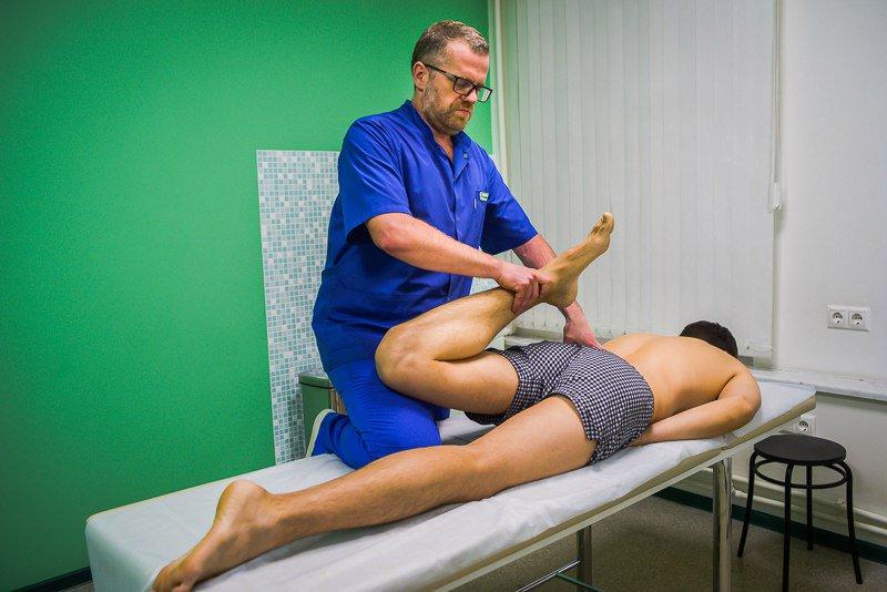 Мануальная терапия позвоночника в чем заключается