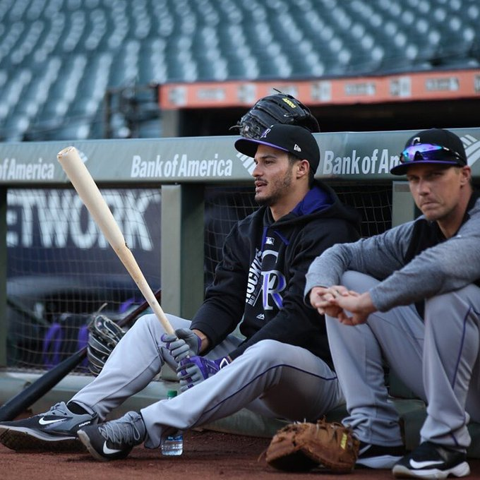 Happy Birthday to one of the best young players in the game, Nolan Arenado