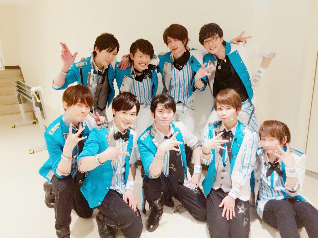 GREETING TOUR大阪、終了いたしました!315に盛り上がりましたね!お疲れさまでした!!  #SideM