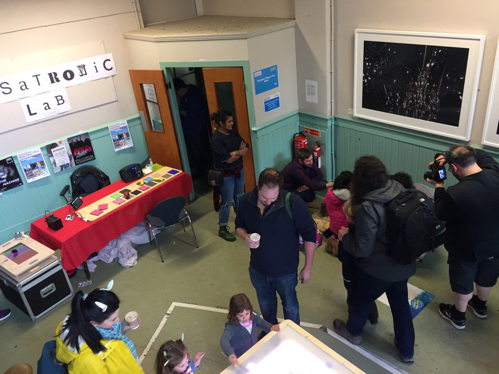 We&#39;re at @edmakerfaire - come see us downstairs from the dissection room #digitalmusic #EdMakerFaire<br>http://pic.twitter.com/EEcAVHTwAl