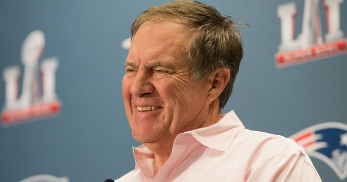 Happy 65th Birthday to the greatest coach in NFL history, Bill Belichick!
