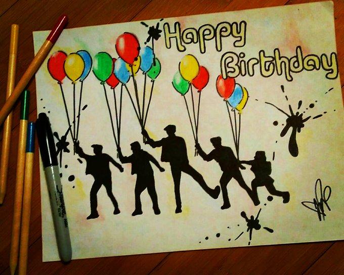 Happy Happy 24th Birthday!!! I hope your day is amazing!