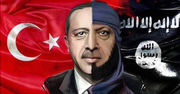 Turkey chose for more islamofascism and totalitarianism today. https://t.co/jz94AYdnkZ