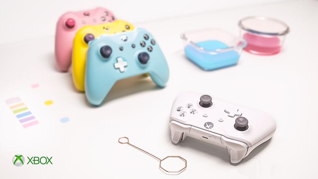 #Easter colors aren't just for eggs. #XboxDesignLab