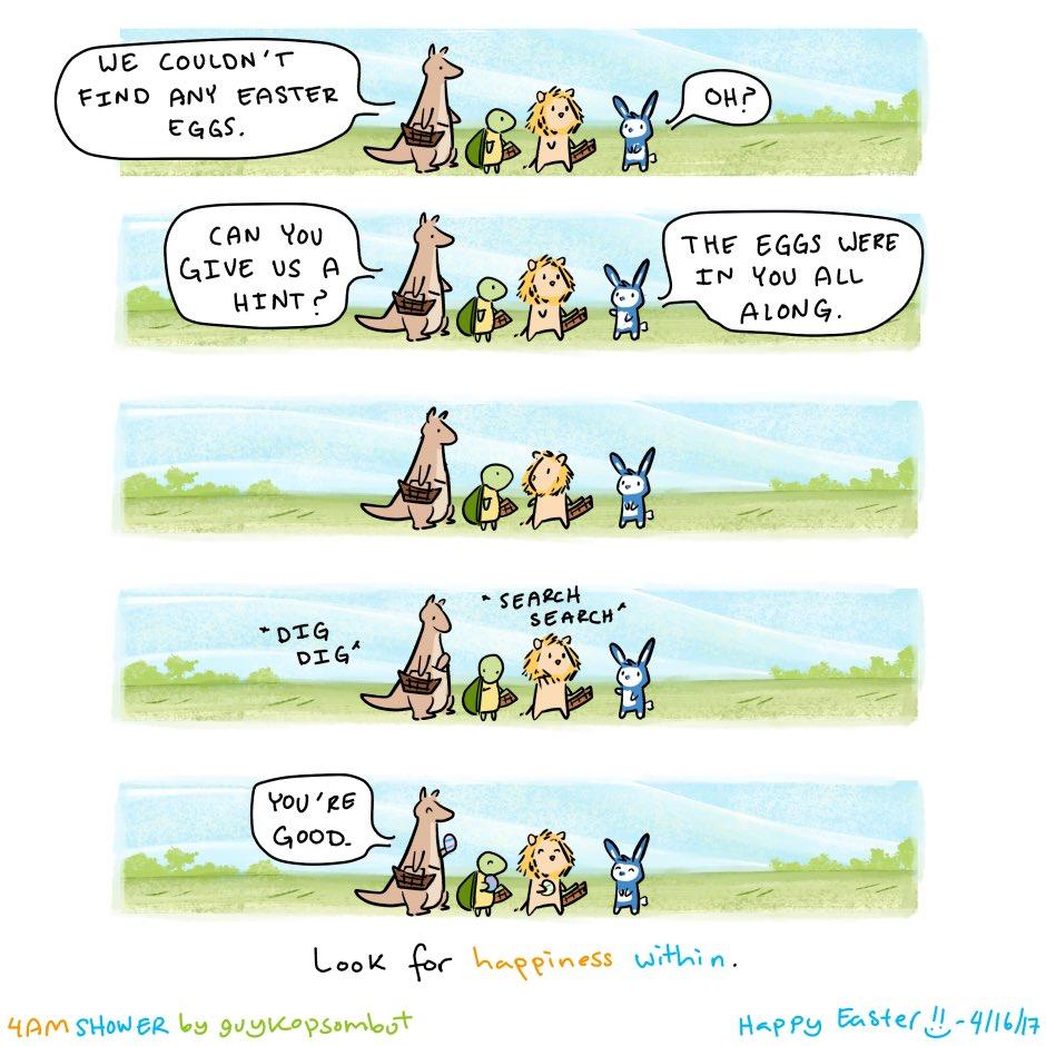 Joy hunt. #happy #cute #art #sketch #sketchaday #illustrations #easter #easterhunt #funny #memes #aww #comics #love #friends #happiness<br>http://pic.twitter.com/mIl43EhSas