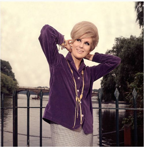 Happy birthday Dusty Springfield Photoshoot, March 22, 1963 Son of a preacher man