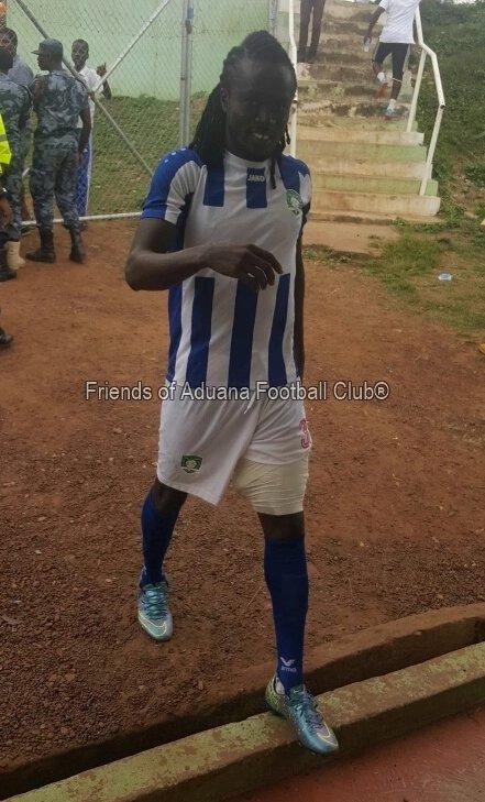 "Aduana Stars Football Club on Twitter: ""Nathaniel Asamoah ..."