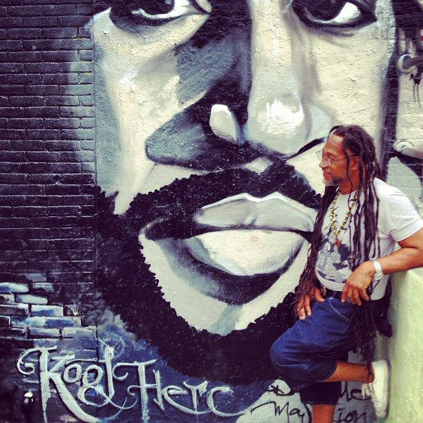 Happy birthday to DJ Kool Herc! Long live the man and his contribution to the Hip Hop culture!
