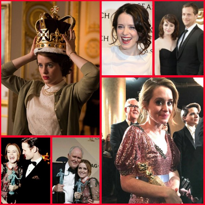 Happy birthday to the AMAZING CLAIRE FOY!
