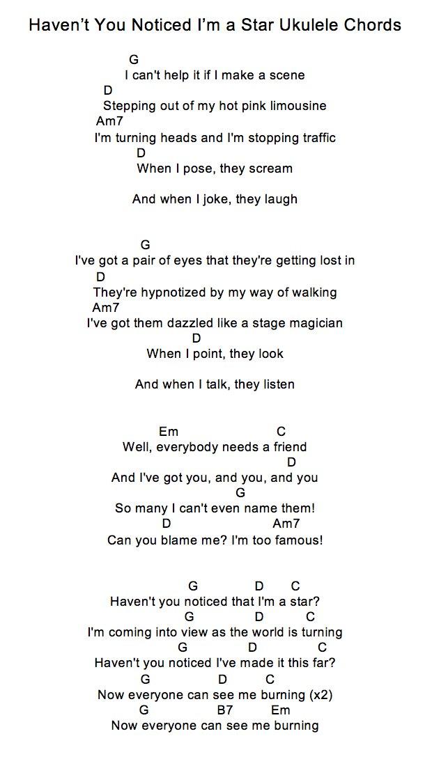 someone like you ukulele chords pdf