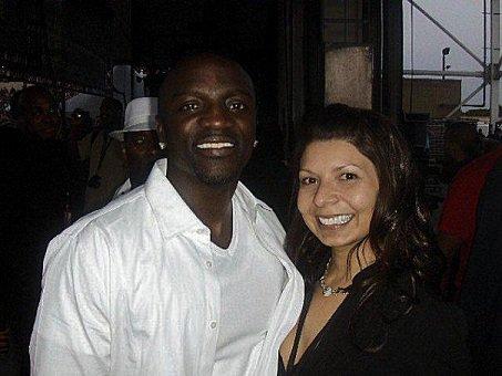 Happy birthday to Akon! Today he turns 44!