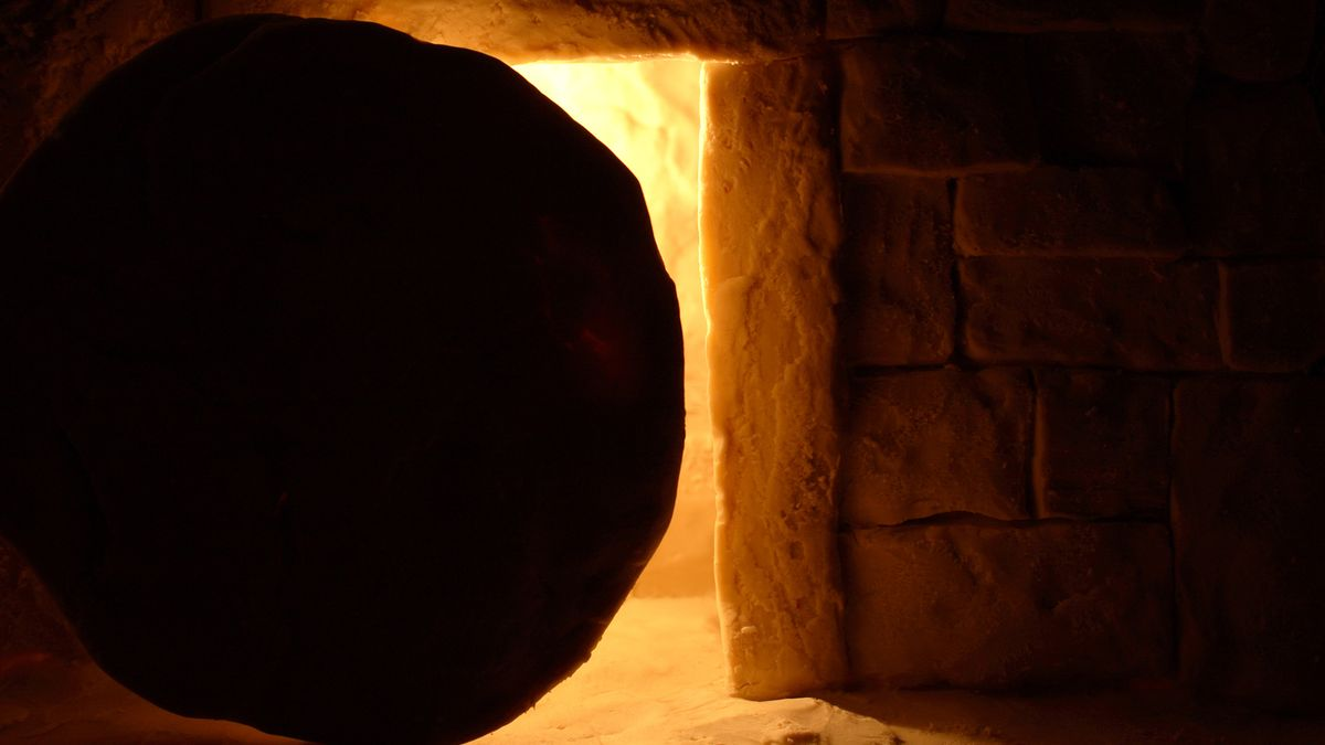 New Evidence Reveals Christ Lounged In Tomb For Extra Hour Before Finally Rising From Grave trib.al/QL5M42S