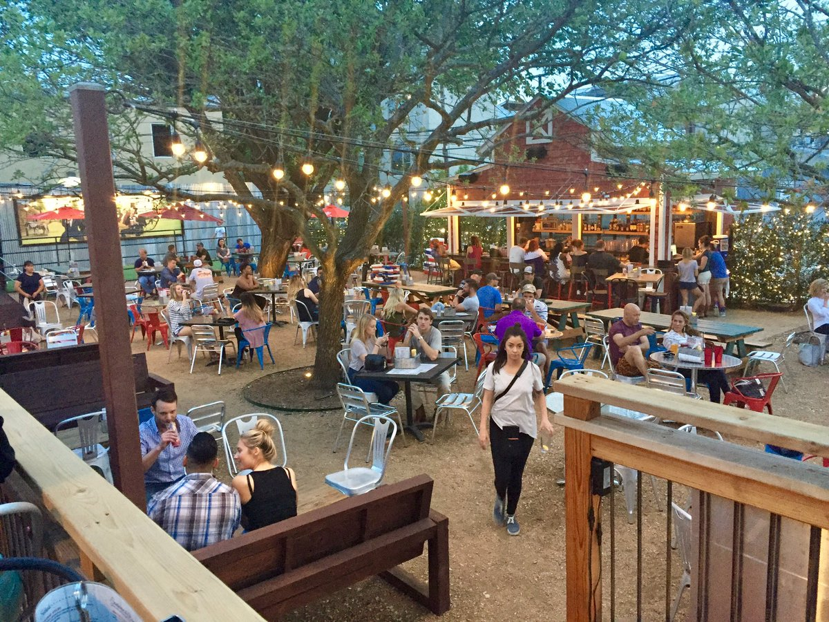 bud kennedy on twitter visiting america gardens west 7th fort worth patio restaurant bar