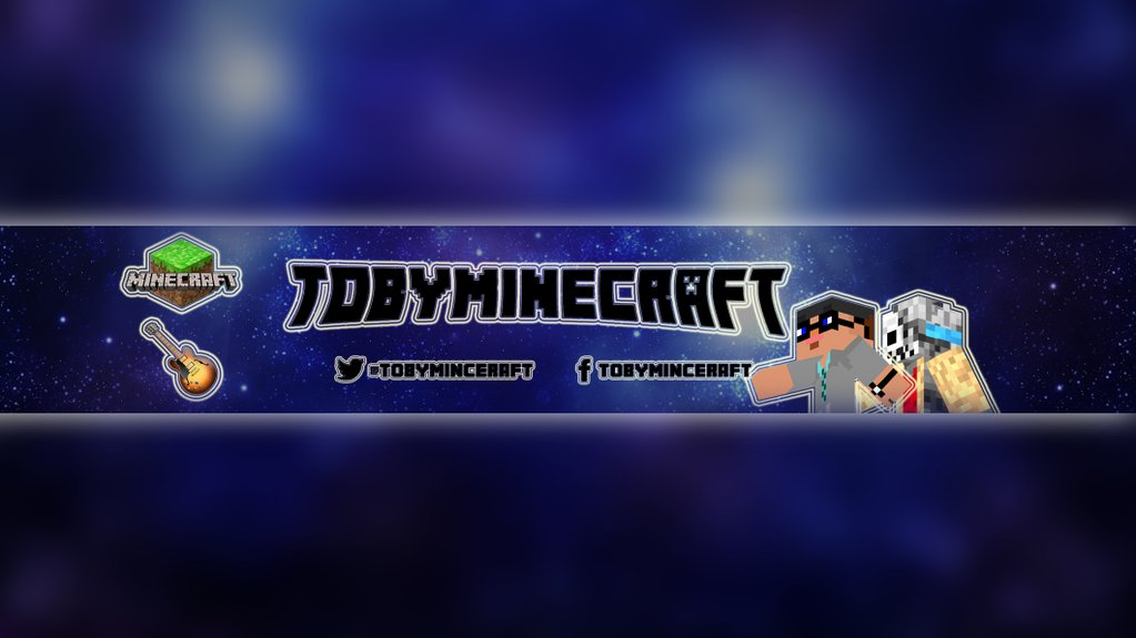 My newest Minecraft banner: made by @GraphsProject. Find him on Twitter and get yours today starting at $3!