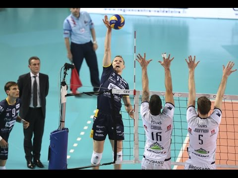 #CevCupM - Tours-Trento 3-1 (gs15-13): highlights  http://www. ivolleymagazine.it/video.php?idvi deogallery=17573 &nbsp; … <br>http://pic.twitter.com/04taskAMaX