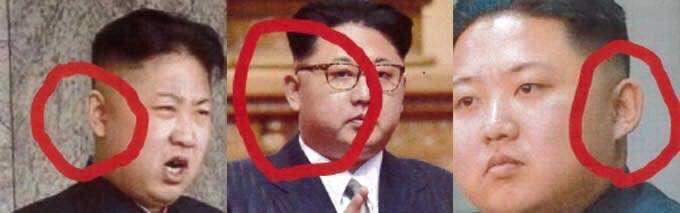 北 朝鮮 影武者