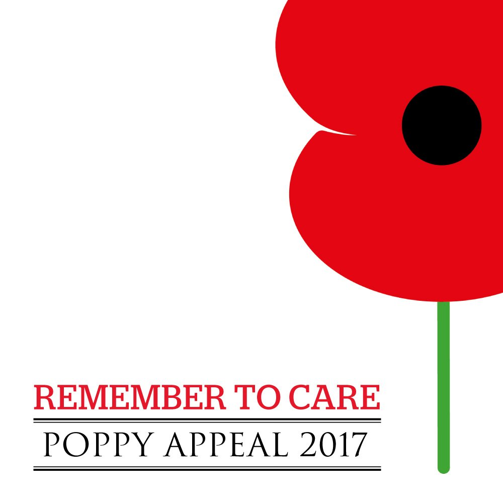 Image result for poppy appeal 2017