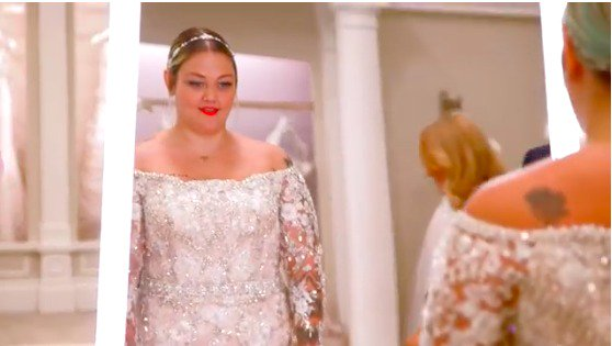 "E! News on Twitter: ""We watched Elle King say Yes To The Dress but ..."