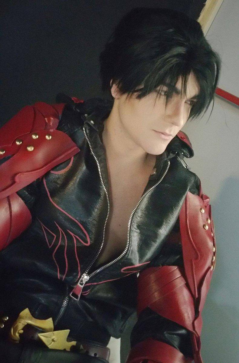 Uzivatel Tekken Na Twitteru This Is A Pretty Cool Take On Jin
