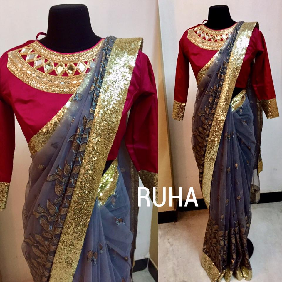 Ruha Clothing. Contact : +91-9884458541.