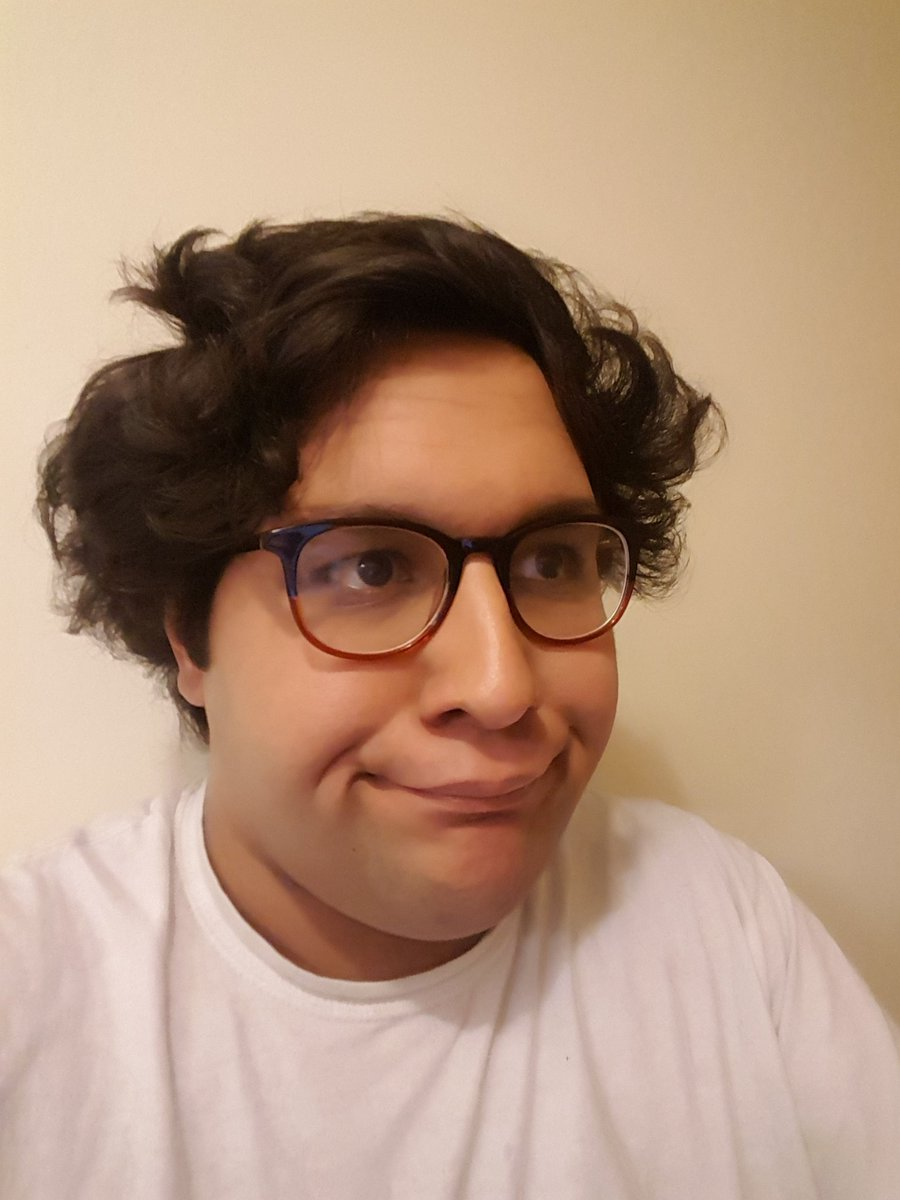 I shaved my sideburns because a bunch of nerds said they liked them.