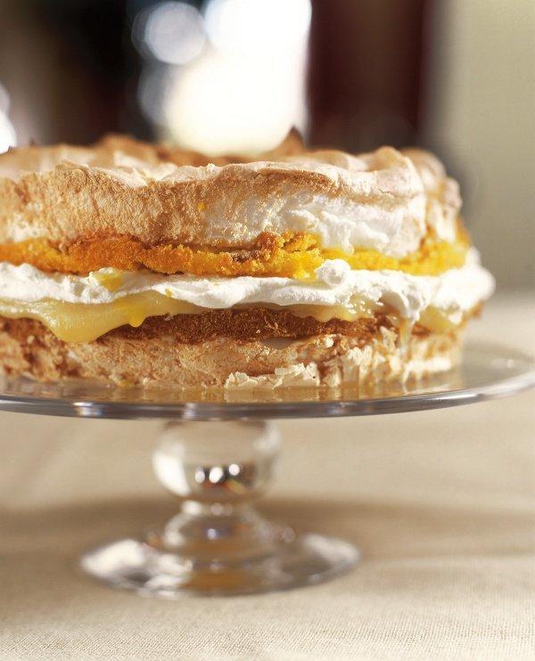 Nigella Lawson Lemon Meringue Cake
