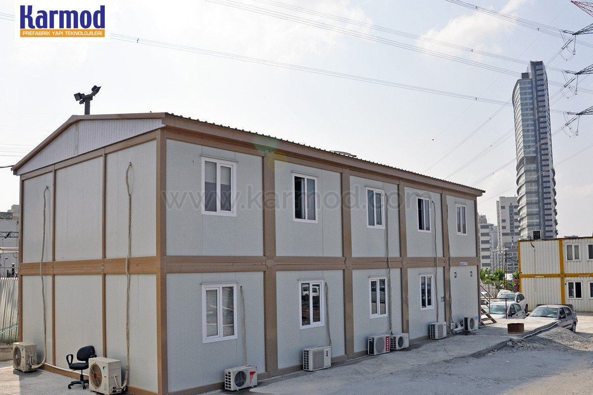 Maison en container prix assemblage maison container for Prix case container