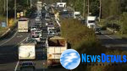 Visitors WATCH - 8km queue on Pacific freeway -- #Visitors #WATCH #- #8km #queue #on #Paci...  https:// newsdet.com/visitors-watch -8km-queue-on-pacific-freeway/ &nbsp; … <br>http://pic.twitter.com/OHc3SG0AlL