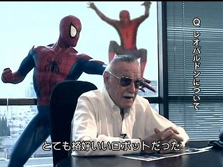 東映がスパイダーマンに勝手に巨大ロボットを登場させたのでマーベルコミックは激怒した #信じていたのにウソだった知識