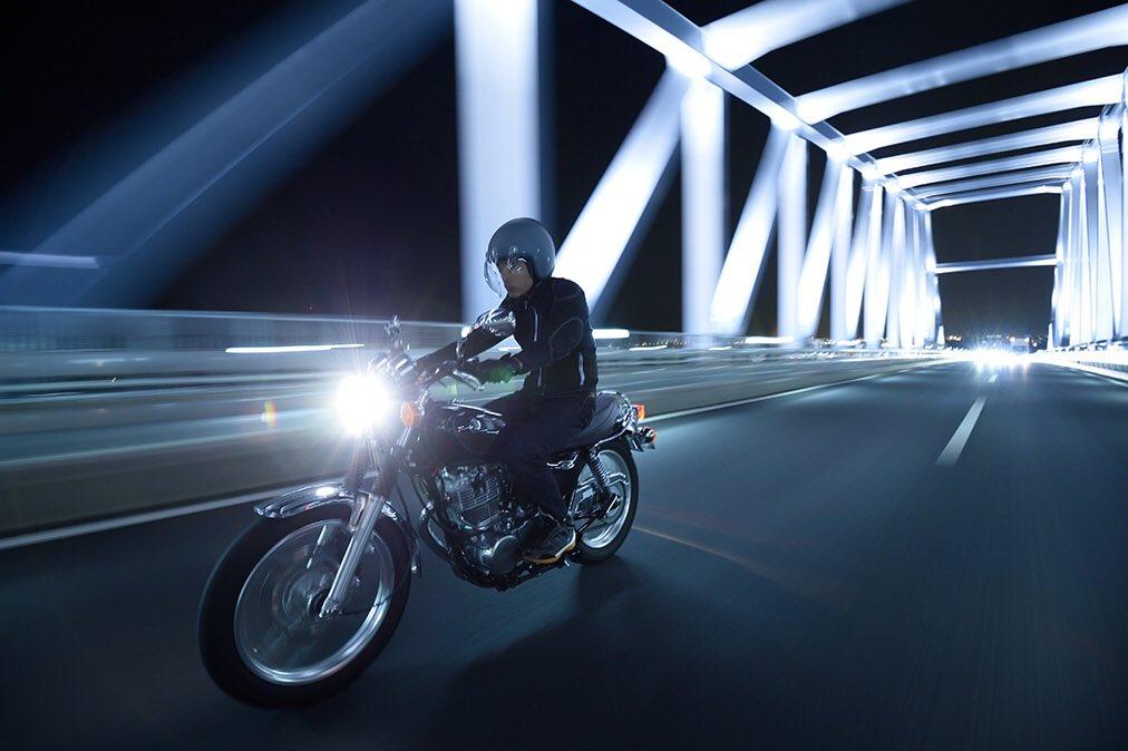 バイクに乗ればモテる  #信じていたのにウソだった知識