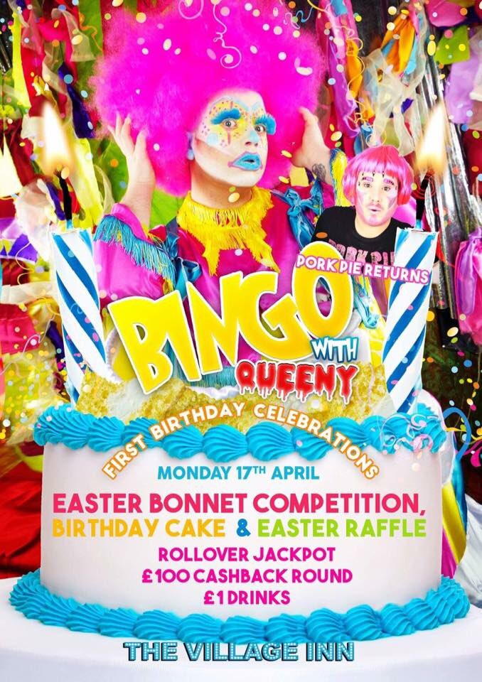 Village Inn On Twitter Win 400 Cash Its Birthday Bingo With