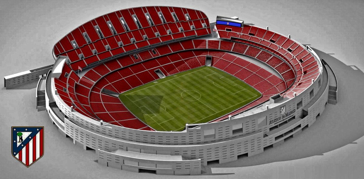 #Atletico, @Metropolitano has already broken the record for season tickets sold (48,500) @AgentiAnonimi<br>http://pic.twitter.com/2TqSLTdN4F