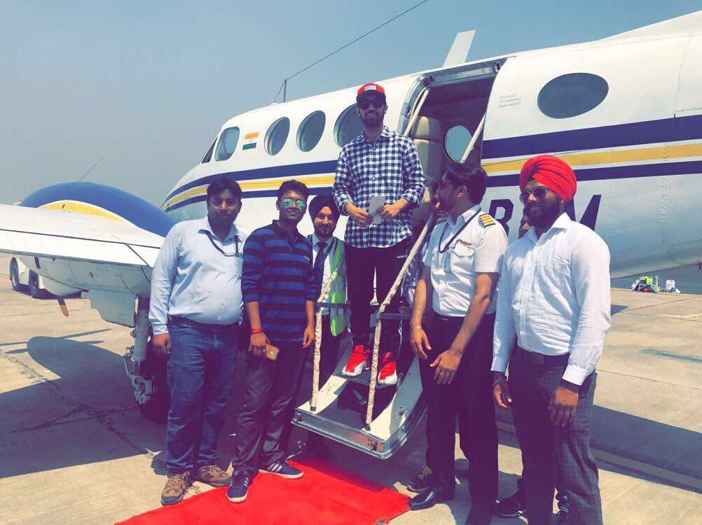 Do You know, Diljit Dosanjh Just Bought A PRIVATE JET For Himself! LIFE GOALS! 1